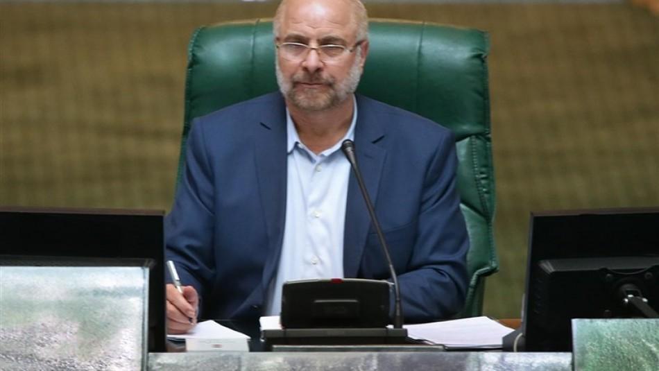 قالیباف: دغدغه مجلس تنها پیگیری مسائل مردم است