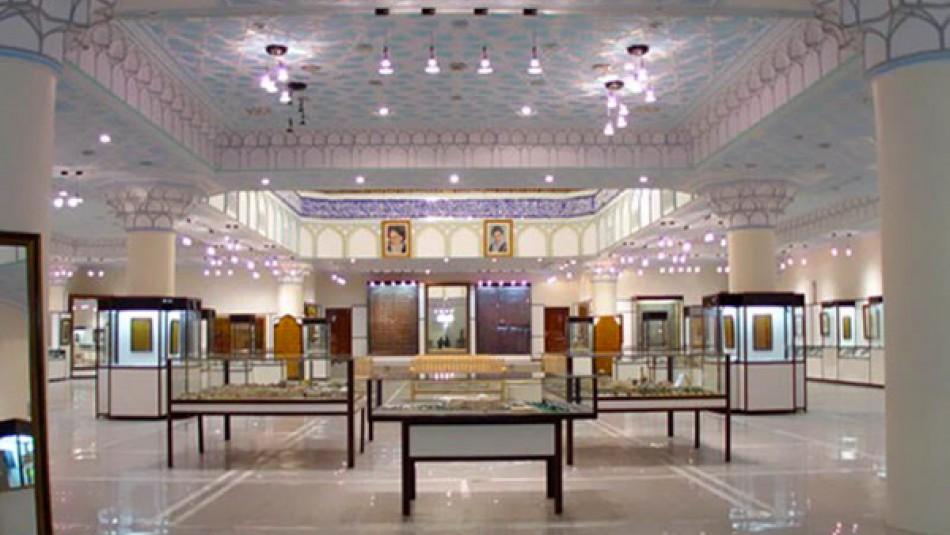 ثبت ملی تعدادی از درب های تاریخی حرم عبدالعظیم حسنی(ع)