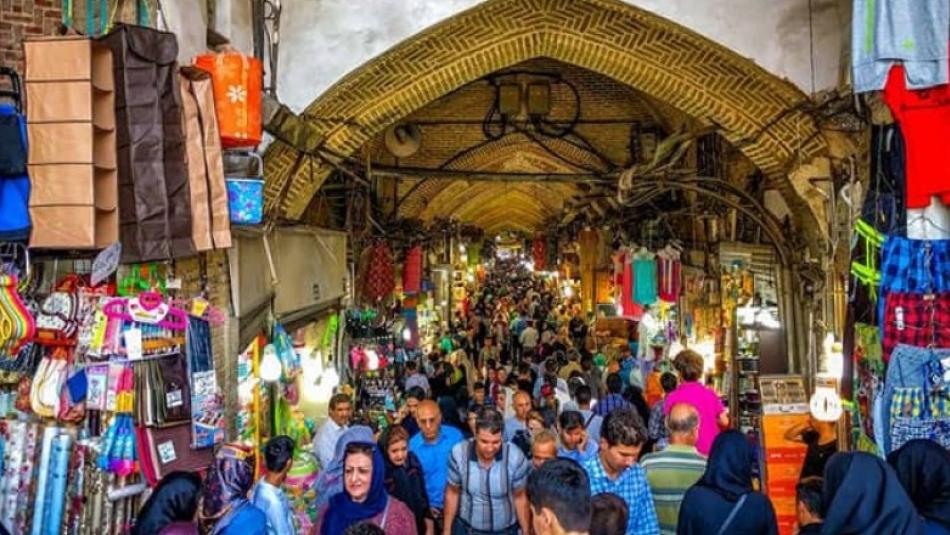 بازار تهران برای چهارمین هفته متوالی تعطیل شد