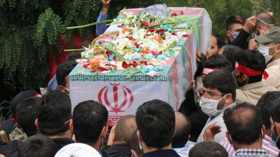 پیکر مطهر 4 شهید دفاع مقدس در مشهد تشییع می شود