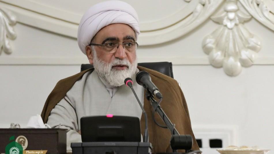 مردم وفادار و انقلابی ایران شایسته بهترین و آرامترین زندگی هستند
