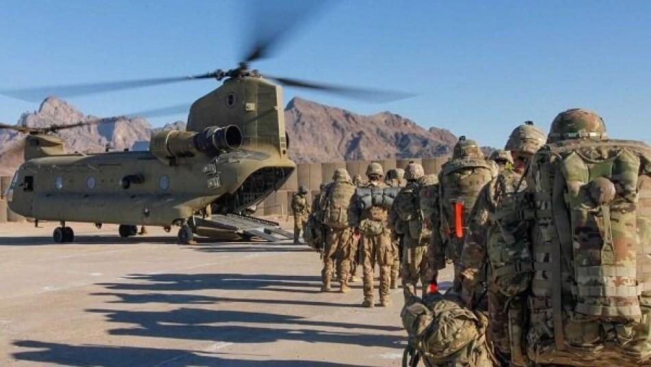 بیش از ۵۰ درصد از روند خروج آمریکا از افغانستان کامل شده است