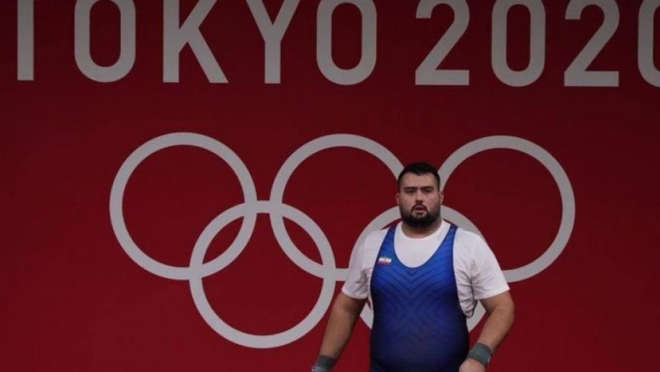 داودی نایب قهرمان المپیک توکیو شد/ اولین مدال نقره ایران به وزنه برداری رسید